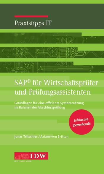 SAP® für Wirtschaftsprüfer und Prüfungsassistenten