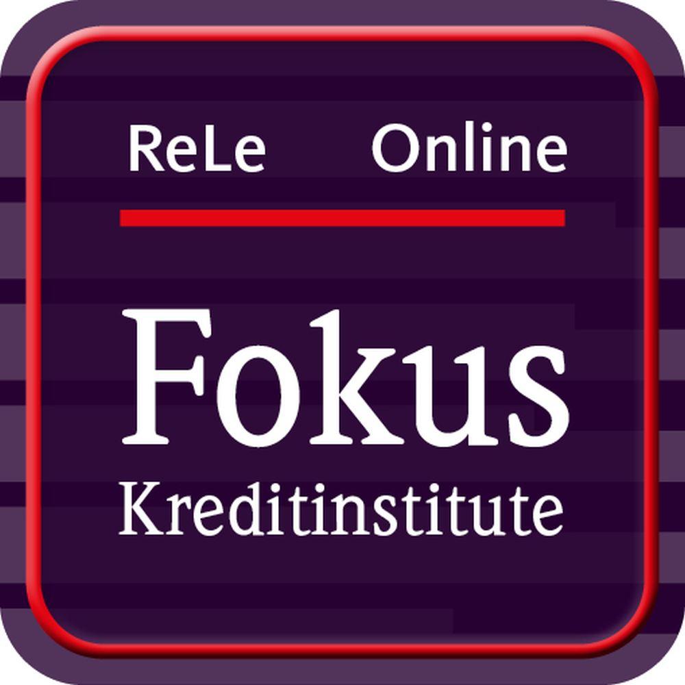 IDW Rechnungslegung Online - Fokus Kreditinstitute