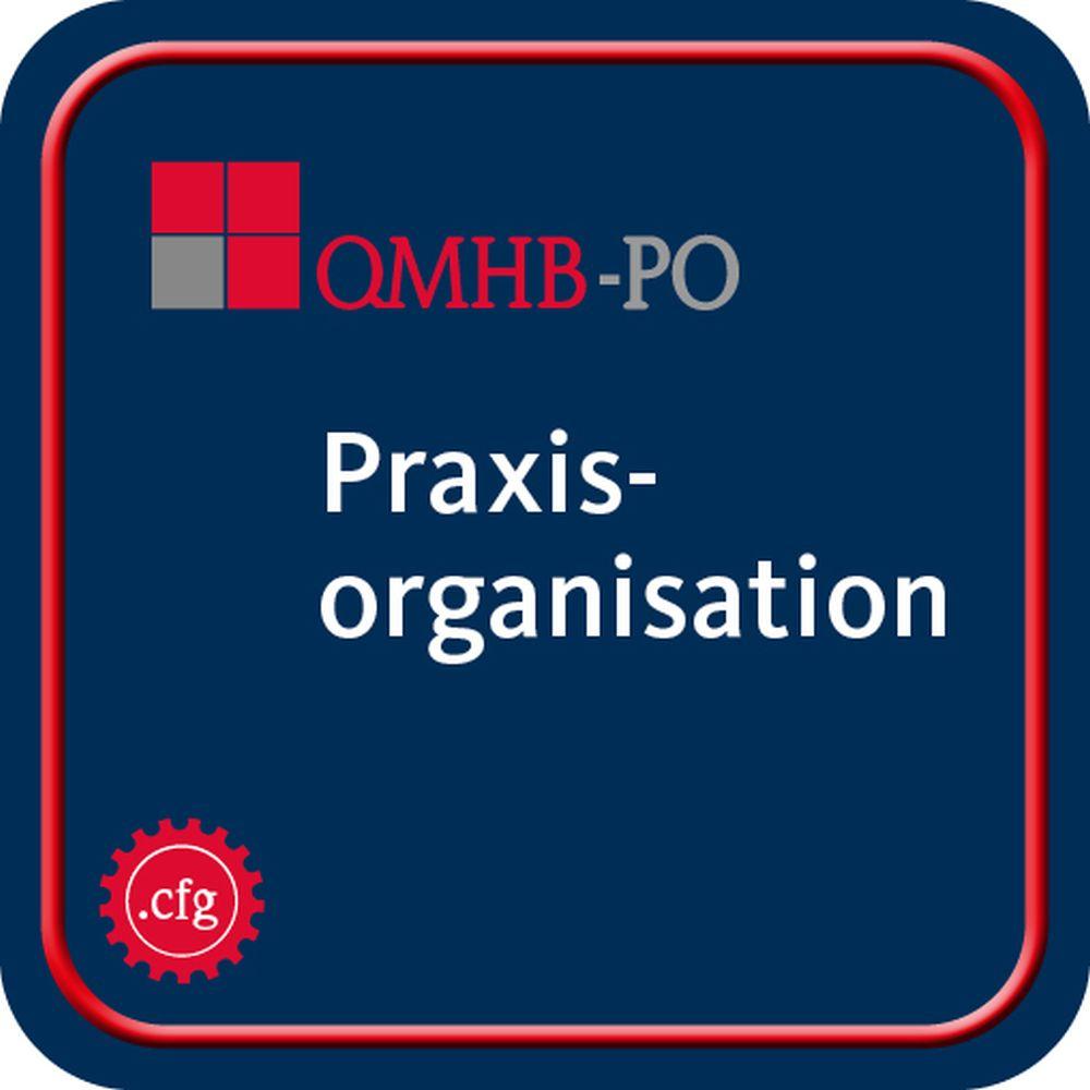 Praxisorganisation - QMHB