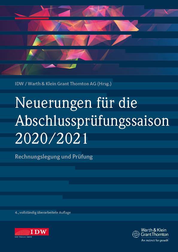 Neuerungen für die Abschlussprüfungssaison 2020/2021