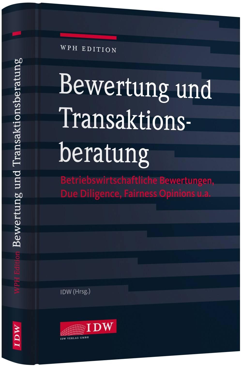 Bewertung und Transaktionsberatung