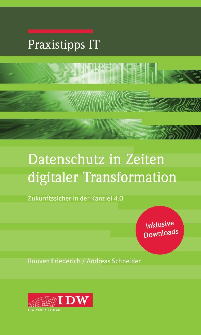 Datenschutz in Zeiten digitaler Transformation