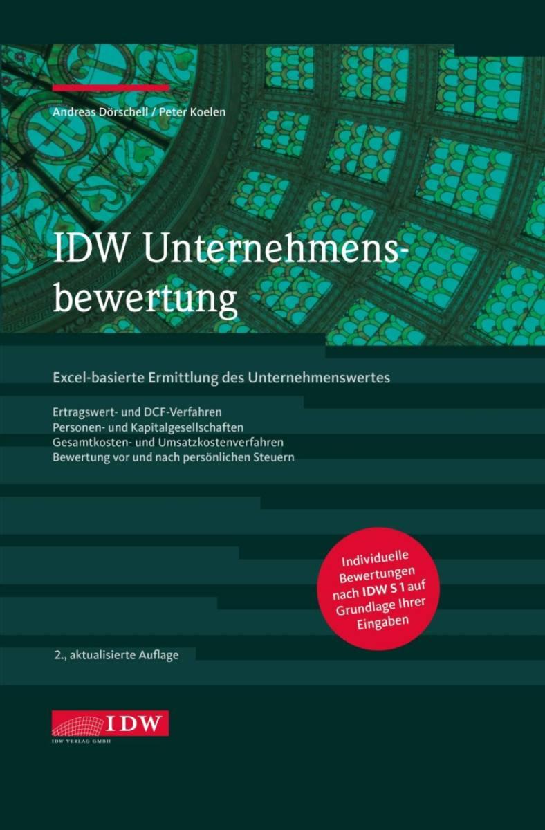 IDW Unternehmensbewertung